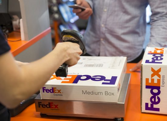 FedEx Express – Falcon Express Services Qatar
