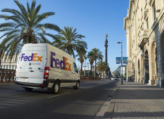 FedEx International PriorityR Freight -1