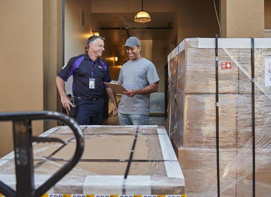 FedEx International PriorityR Freight -3