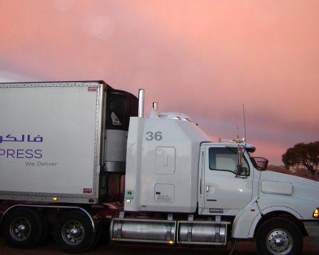 Land Freight - 1